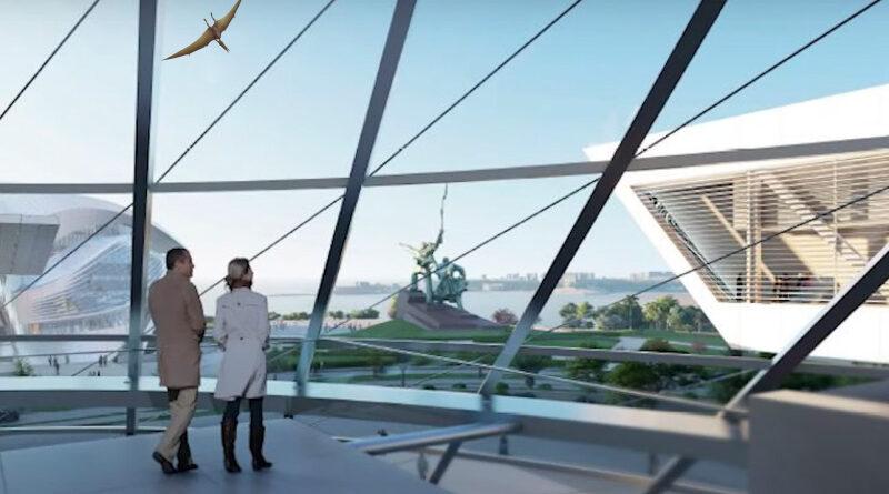 Архитекторы раскритиковали концепцию культурного кластера на мысе Хрустальном